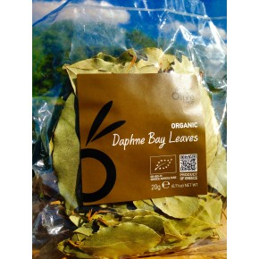 Organic Daphne Bay Leaves 20g