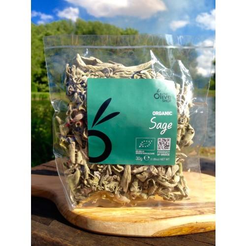 Organic Sage x 30g