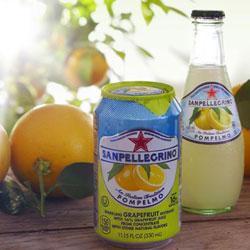 San Peligrino Lemon