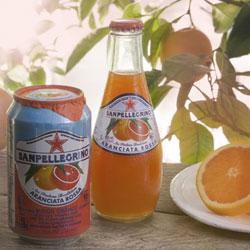 San Peligrino Orange