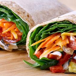 Big Daddy Vegetable Wrap